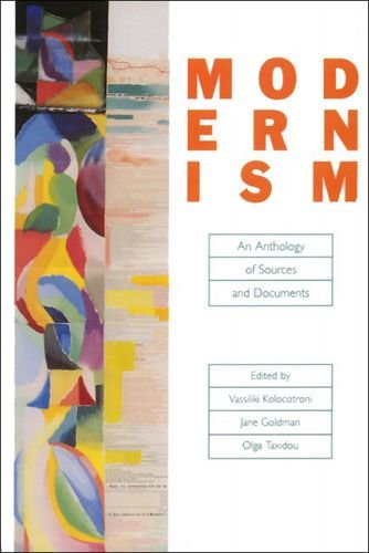 9780748609734: Modernism: An Anthology of Sources and Documents