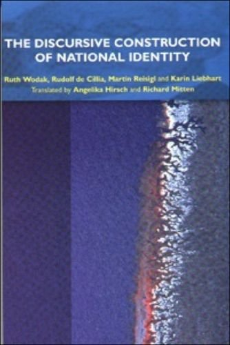 The Discursive Construction of National Identity (Critical Discourse Analysis)