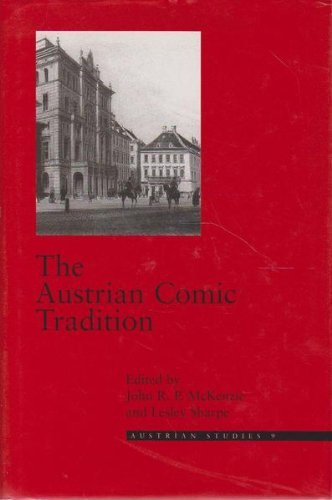 9780748610860: The Austrian Comic Tradition: Studies in Honour of W. E. Yates