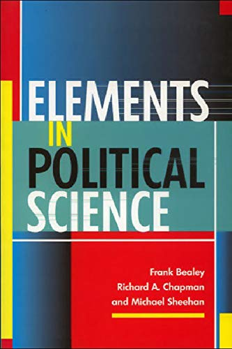 9780748611096: Elements in Political Science