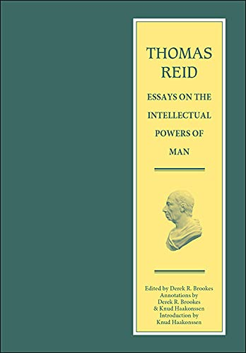 9780748611898: Thomas Reid - Essays on the Intellectual Powers of Man: A Critical Edition