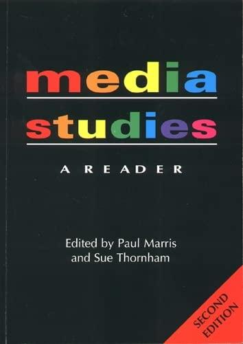 9780748612062: Media Studies: A Reader
