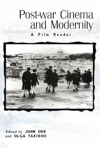 9780748612826: Post-war Cinema and Modernity: A Film Reader