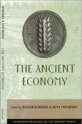 9780748613212: The Ancient Economy: Recent Approaches (Edinburgh Readings on the Ancient World)