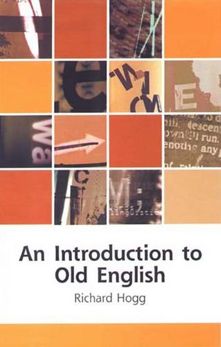 9780748613281: An Introduction to Old English (Edinburgh Textbooks on the English Language)