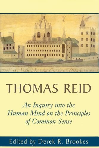 9780748613717: An Inquiry into the Human Mind: On the Principles of Common Sense (The Edinburgh Edition of Thomas Reid)