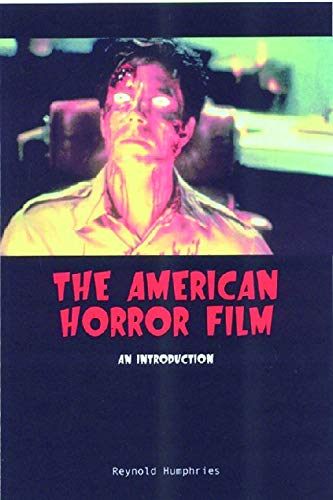 9780748614165: The American Horror Film: An Introduction