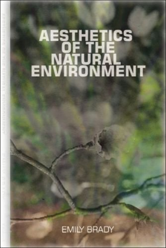 9780748614387: Aesthetics of the Natural Environment