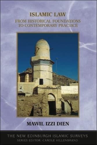 9780748614585: Introduction to Islamic Law: The Sunni Tradition (The New Edinburgh Islamic Surveys)