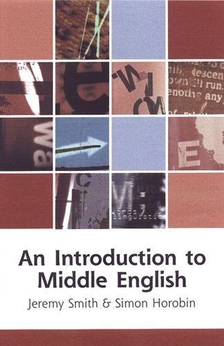 9780748614813: An Introduction to Middle English (Edinburgh Textbooks on the English Language)
