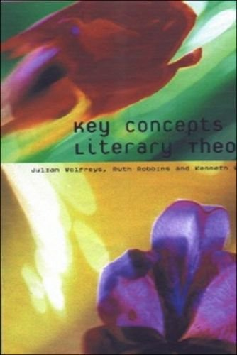 9780748615193: Key Concepts in Literary Theory