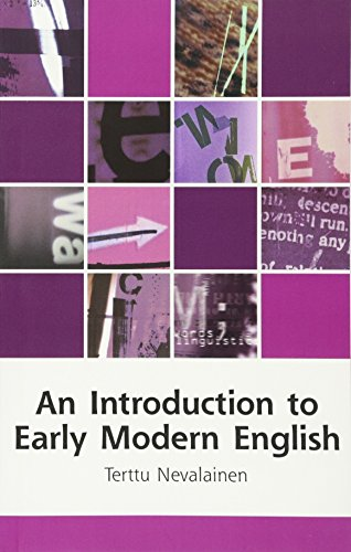 9780748615247: An Introduction to Early Modern English (Edinburgh Textbooks on the English Language)