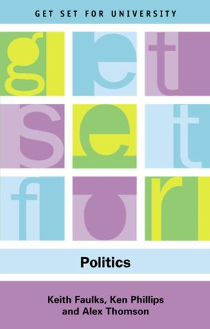 9780748615452: Get Set for Politics (Get Set for University)