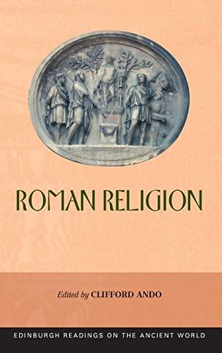 9780748615650: Roman Religion (Edinburgh Readings on the Ancient World)