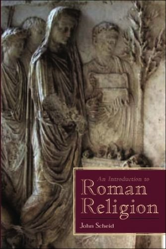 9780748616084: An Introduction to Roman Religion