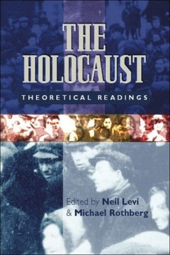 9780748616558: The Holocaust: Theoretical Readings