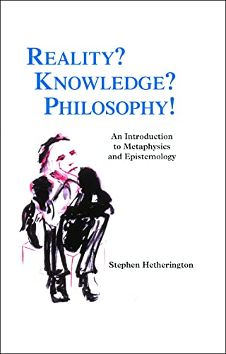 9780748616657: Reality? Knowledge? Philosophy!: An Introduction to Metaphysics and Epistemology