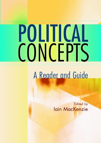 9780748616787: Political Concepts: A Reader and Guide