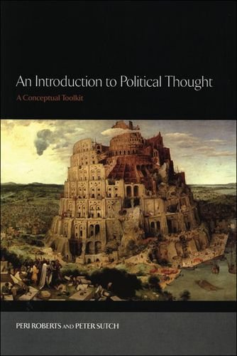 9780748616800: Introduction to Political Thought: A Conceptual Toolkit