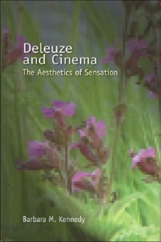 9780748617265: Deleuze and Cinema: The Aesthetics of Sensation
