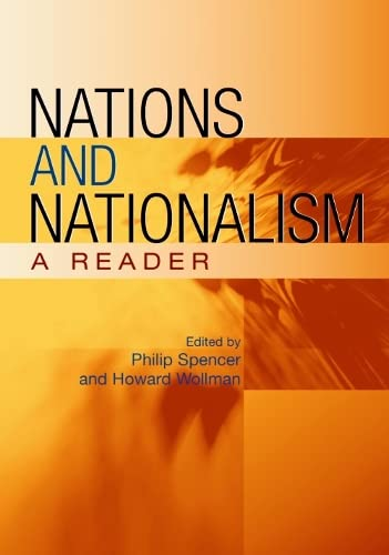9780748617753: Nations and Nationalism: A Reader