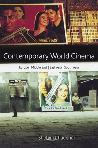 9780748617982: Contemporary World Cinema: Europe, the Middle East, East Asia and South Asia