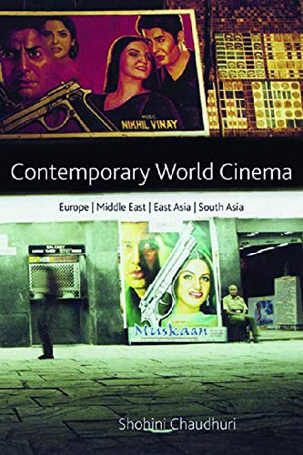 9780748617999: Contemporary World Cinema: Europe, the Middle East, East Asia and South Asia