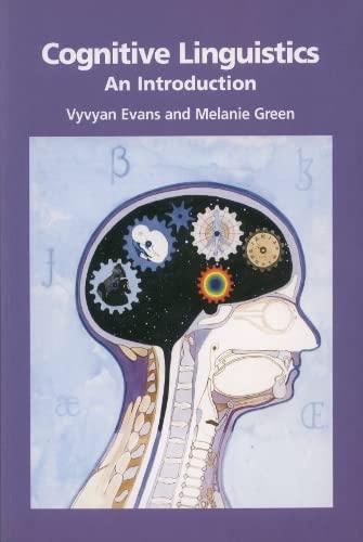 9780748618323: Cognitive Linguistics: An Introduction
