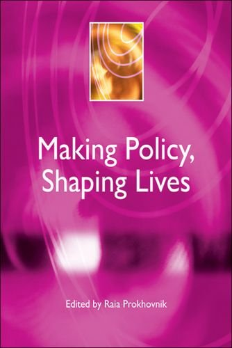 9780748619740: Making Policy, Shaping Lives