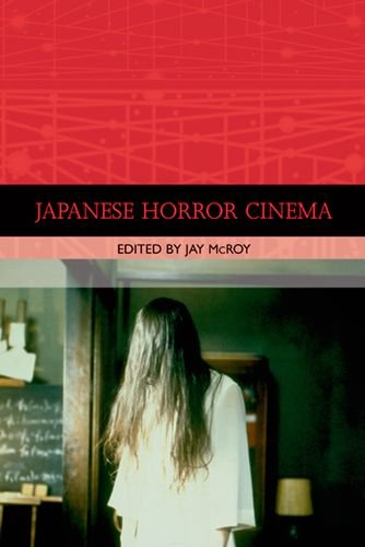 9780748619955: Japanese Horror Cinema (Traditions in World Cinema)