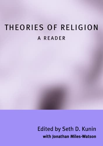 9780748620012: Theories of Religion: A Reader