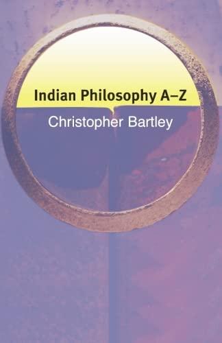 9780748620289: Indian Philosophy A-Z