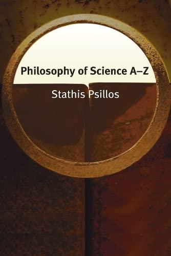 9780748620333: Philosophy of Science A-Z (Philosophy A-Z EUP)
