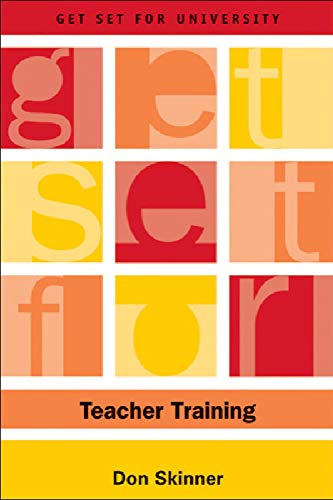 Get Set for Teacher Training: Don Skinner