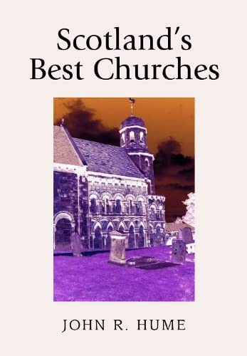 9780748621798: Scotland's Best Churches