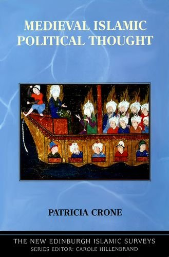 9780748621941: Medieval Islamic Political Thought. Patricia Crone