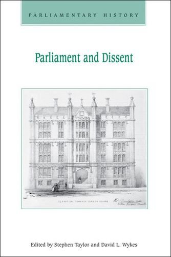 9780748621958: Parliament and Dissent (Parliamentary History)