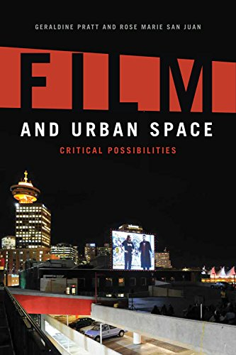 9780748623839: Film and Urban Space: Critical Possibilities