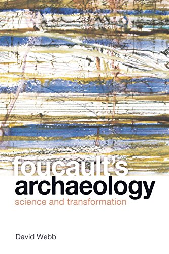 9780748624218: Foucault's Archaeology: Science and Transformation