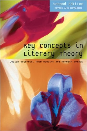 9780748624584: Key Concepts in Literary Theory