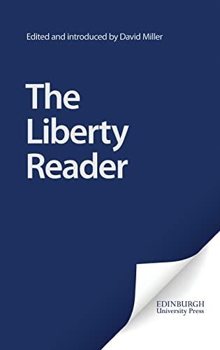 9780748624843: The Liberty Reader