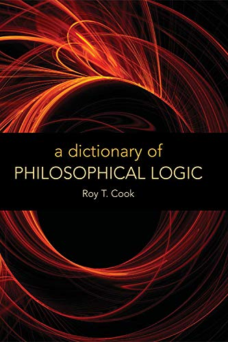 9780748625598: A Dictionary of Philosophical Logic