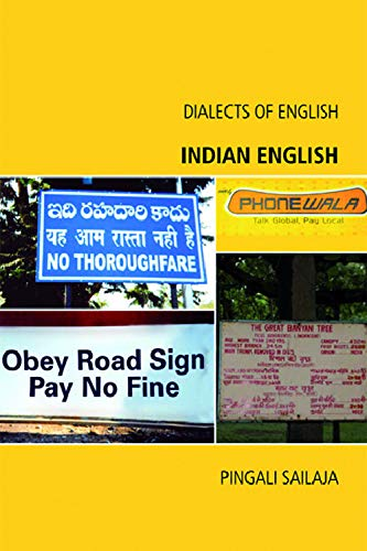 9780748625949: Indian English (Dialects of English EUP)