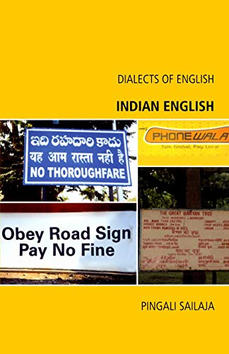 9780748625956: Indian English (Dialects of English EUP)