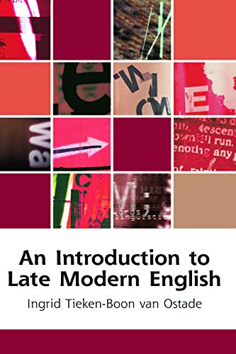 9780748625987: An Introduction to Late Modern English (Edinburgh Textbooks on the English Language)