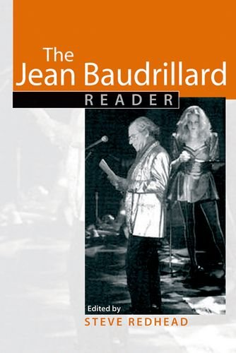 9780748627899: The Jean Baudrillard Reader