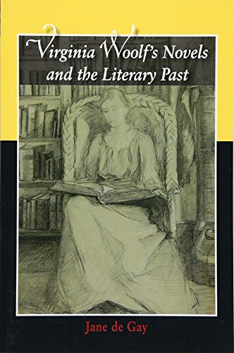 9780748633029: Virginia Woolf's Novels and the Literary Past