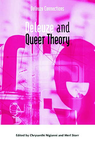 9780748634040: Deleuze and Queer Theory (Deleuze Connections)