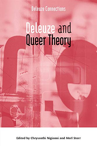 9780748634057: Deleuze and Queer Theory (Deleuze Connections)