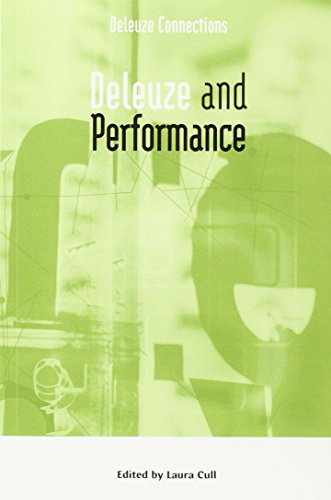 9780748635047: Deleuze and Performance